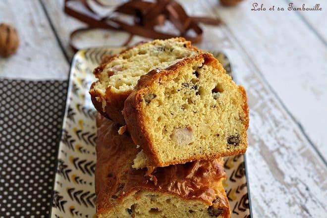 cake repas, cake au roquefort, recettes