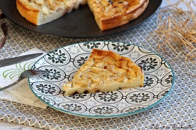 Clafoutis aux pommes,clafoutis aux pommes moelleux,clafoutis aux pommes facile et rapide,clafoutis aux pommes facile