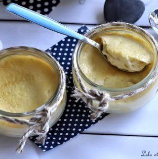 Crèmes vanille,crèmes à la vanille,cremes vanille la laitiere