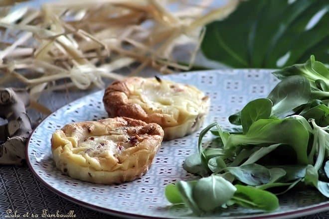 clafoutis aux tomates séchées,clafoutis tomates séchées parmesan,recette clafoutis aux tomates séchées