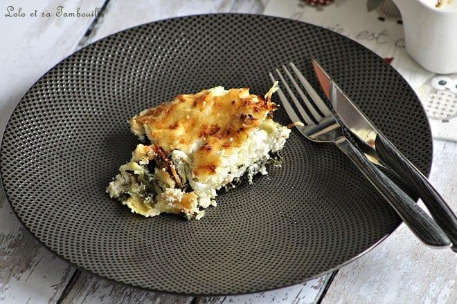 Gratin de ravioles, blog de cuisine Lolo et sa Tambouille