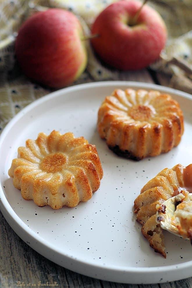 clafoutis aux pommes facile et rapide, clafoutis aux pommes minceur