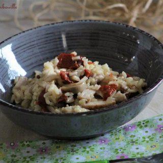 Risotto aux champignons,risotto aux champignons de paris,risotto aux champignons recette,risotto aux champignons et poulet,risotto aux champignons recette facile
