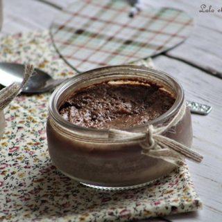 Crèmes chocolat & poires