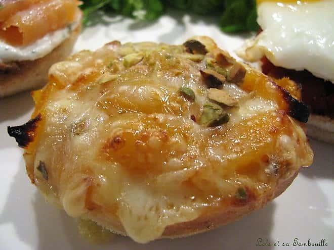 Muffins en tartines