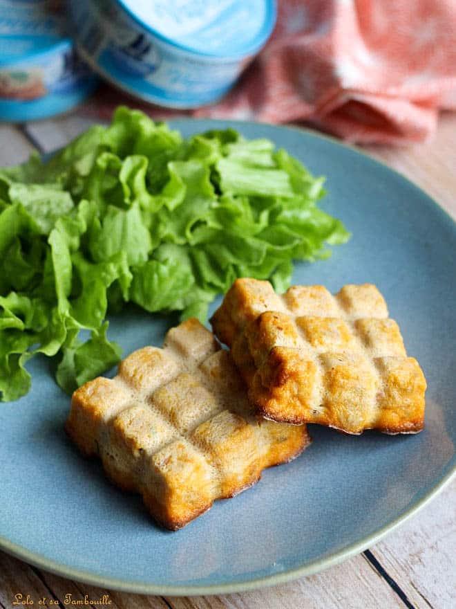 recette de pain de thon, pain de thon