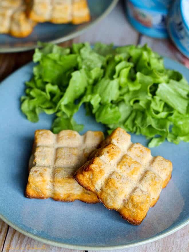 Idée de recettes légères, saumon fumé