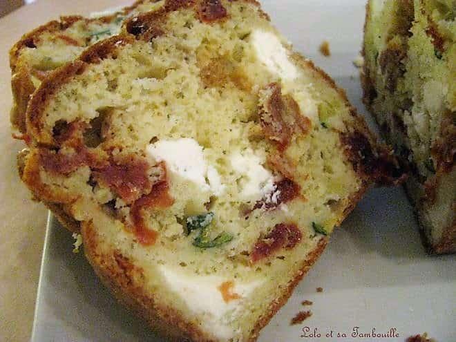 Cake trois couleurs