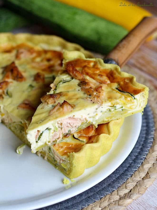 tarte salée, recette de tartes salées
