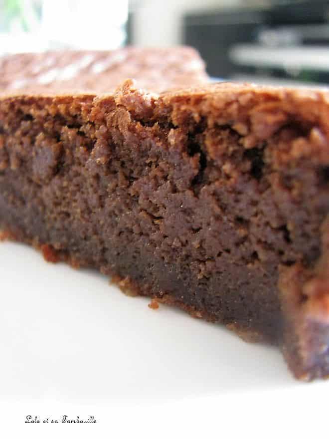 Gâteau au chocolat moelleux & aéré