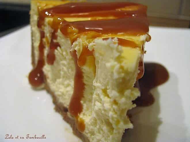 Cheesecake au Philadelphia