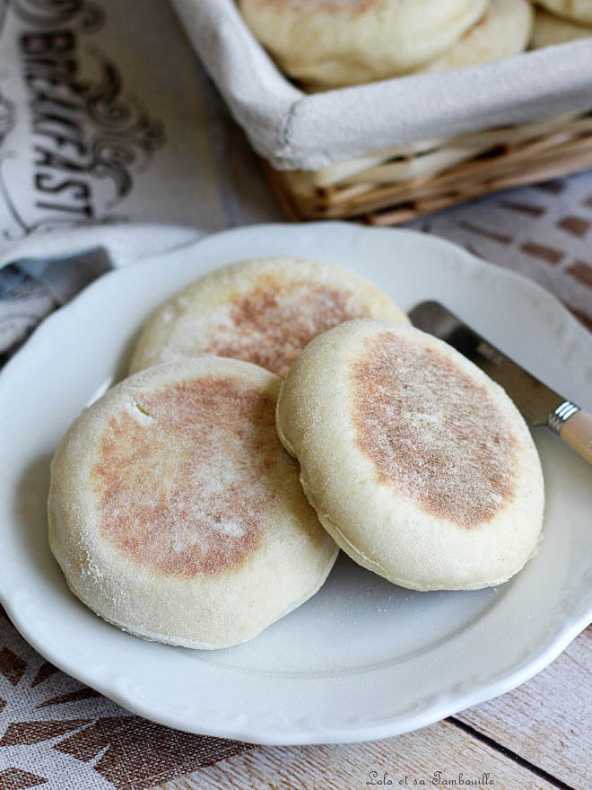 Recette petit déjeuner. Brioche recette anglaise