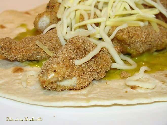 Crousti-burritos