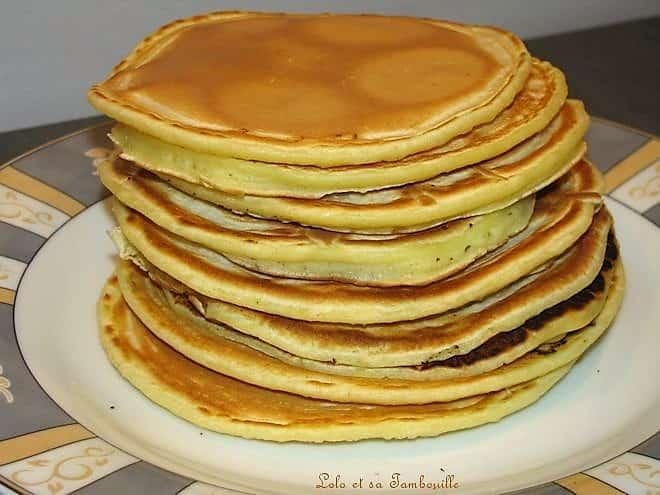 Pancakes (seconde version)