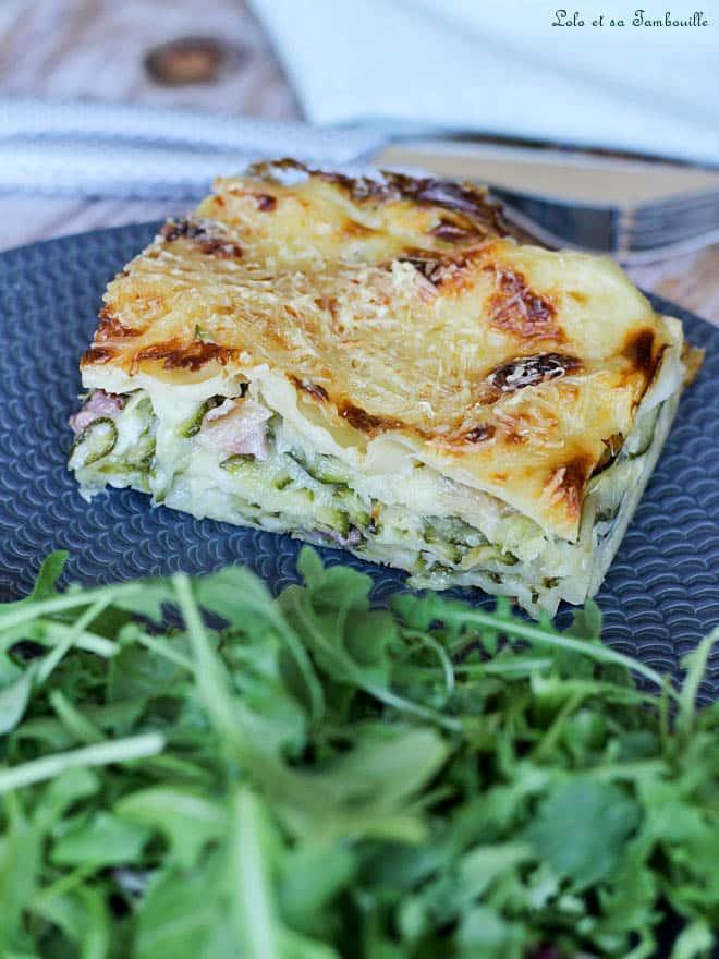 lasagnes maison, recette facile, blog de cuisine