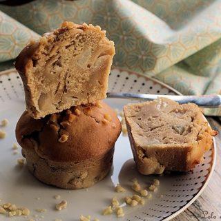 Muffins aux poires