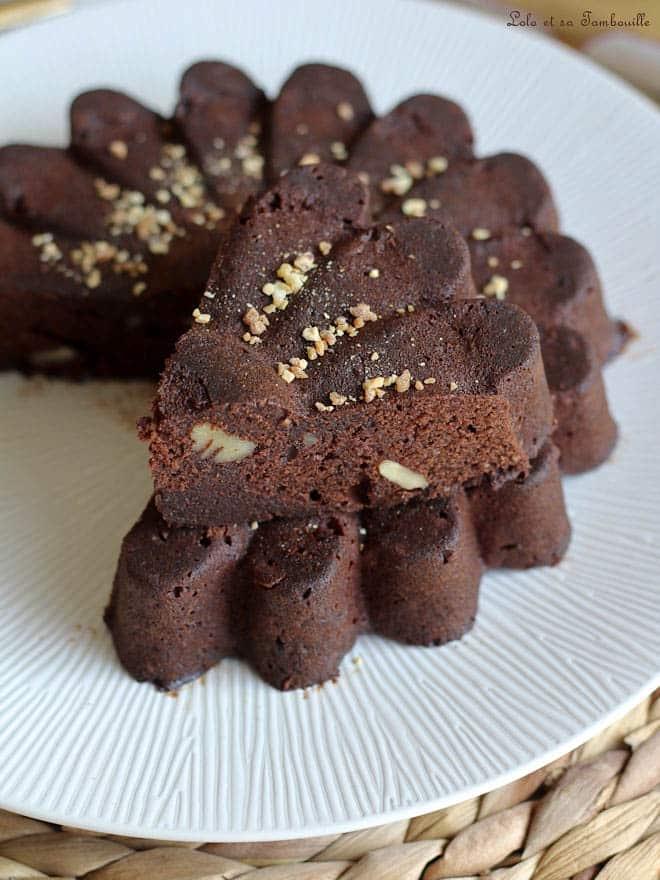 Brownie express en 5 minutes !