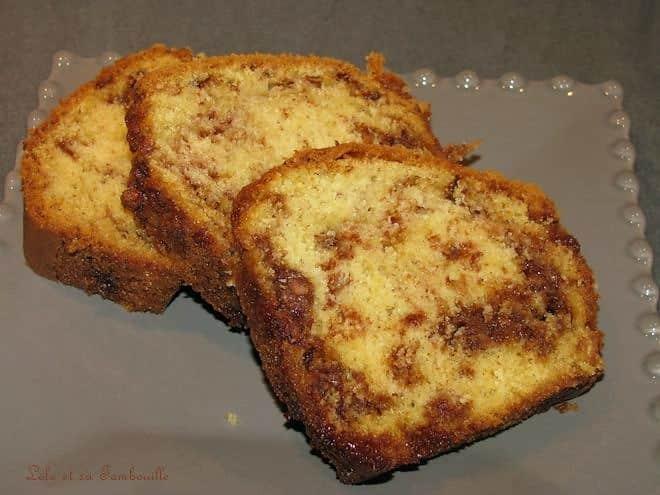 Cake aux milka snax