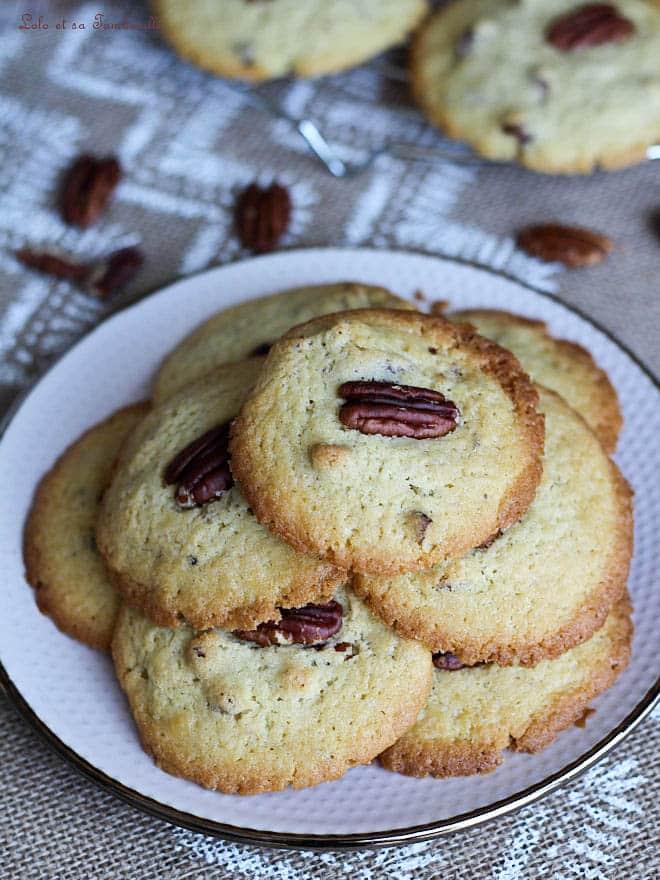 blog de cuisine, recette de cookies