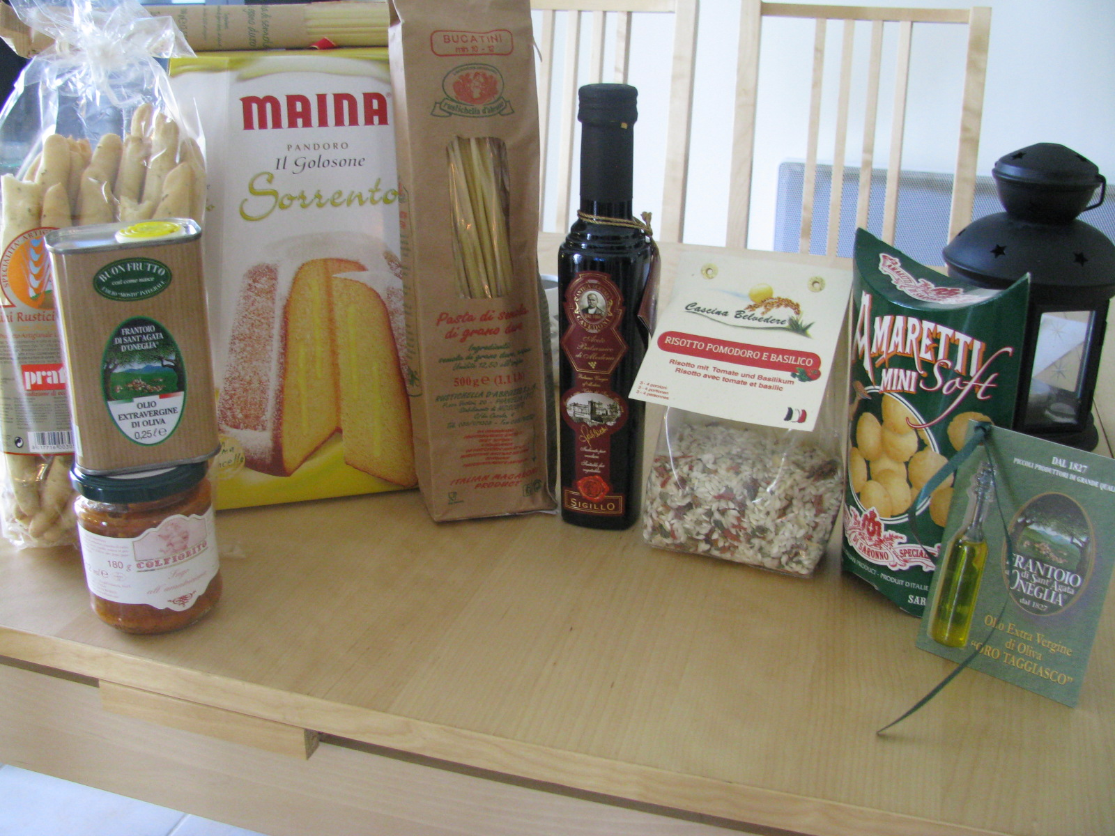 Produits italien