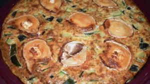 pizza sans pâte Nathalie