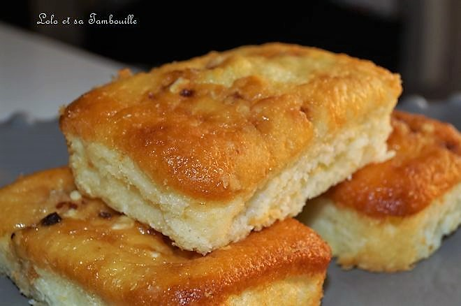 Cakes au fromage blanc