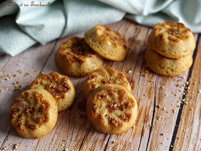 Muffins compote