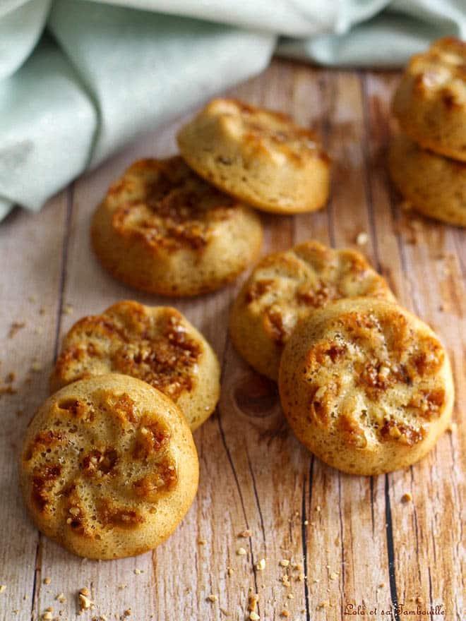 Muffins à la compote