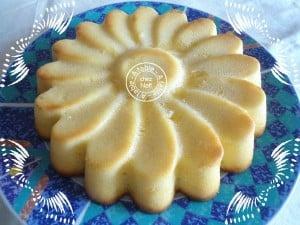 Cake fondant au citron yaourt et crème