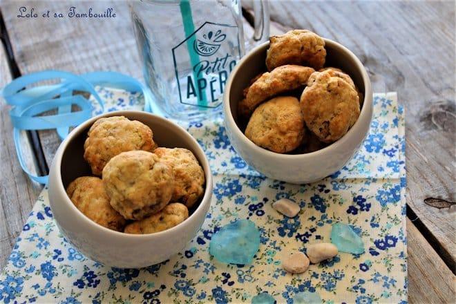 Cookies au roquefort