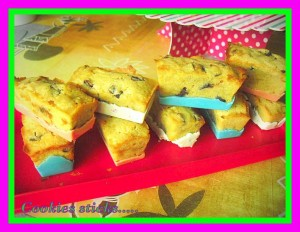 Cookies sticks tulip Isa
