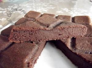 Fondant au chocolat et coca loulou