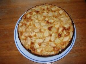 gâteau aux pommes moelleux christel