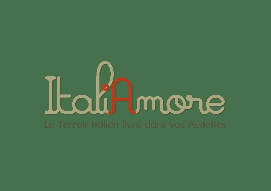logo italiamore + baseline