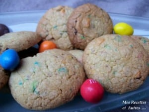 cookies-aux-m-ms aneth
