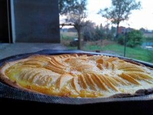 tarte aux pommes et aux caramels sylvie facebook