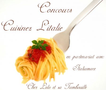 cuisinez l'italie