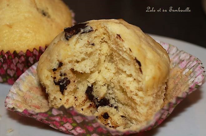 Muffins au lait ribot
