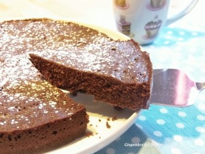 gâteau au chocolat au micro ondes Loloche