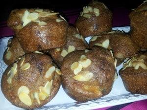 muffins pommes et chocolat Vapa
