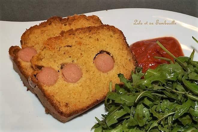 Cake hot-dog