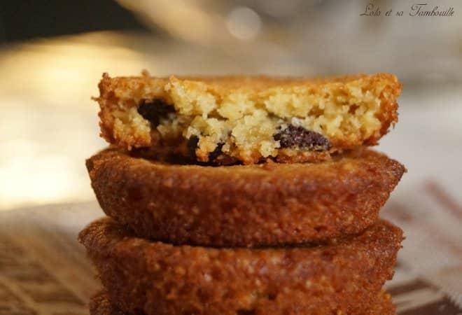 Biscuits croquants aux pépites de chocolat (1)