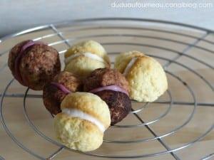Cookies au mascarpone dudu aux fourneaux