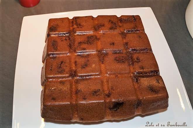 Gâteau au mascarpone & Twix
