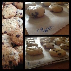 cookies maison Esther