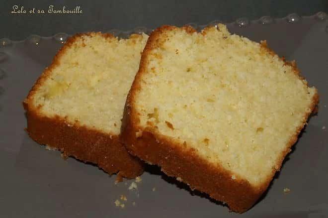 Cake au lait ribot