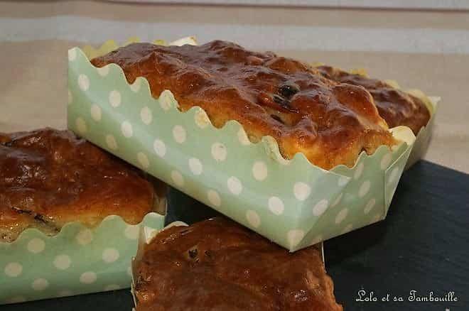 Cakes aux tomates séchées, féta & viande des grisons