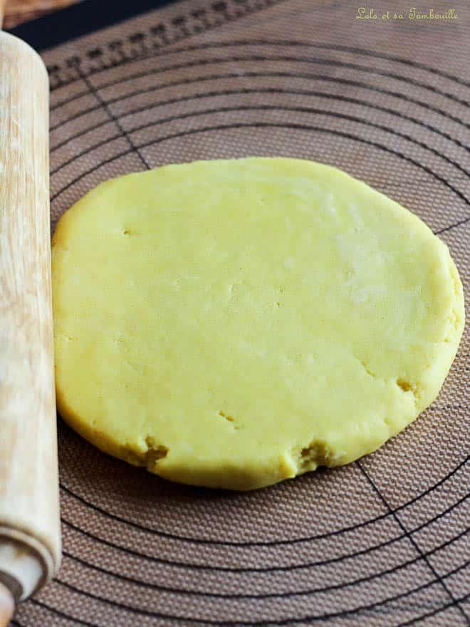 recette pâte brisée rapide, pâte maison