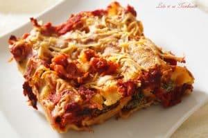 Cannellonis aux blettes