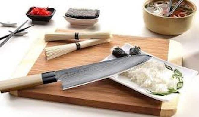 A la découverte des couteaux Japonais